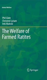 Cover The Welfare of Farmed Ratites