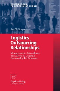 Cover Logistics Outsourcing Relationships