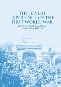 Cover The Jewish Experience of the First World War