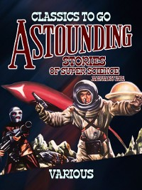 Cover Astounding Stories of Super Science January 1931
