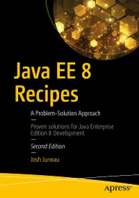 Cover Java EE 8 Recipes