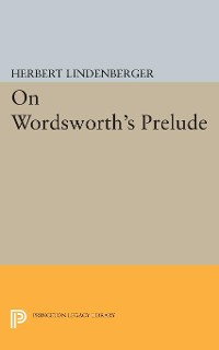 Cover On Wordsworth's Prelude