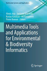 Cover Multimedia Tools and Applications for Environmental & Biodiversity Informatics
