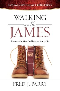 Cover Walking with James