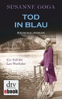 Cover Tod in Blau
