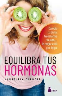 Cover Equilibra tus hormonas