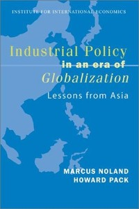 Cover Industrial Policy in an Era of Globalization