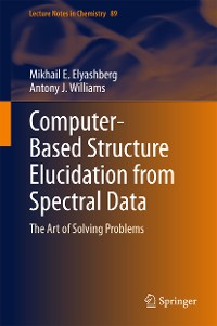 Cover Computer–Based Structure Elucidation from Spectral Data