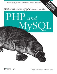 Cover Web Database Applications with PHP and MySQL