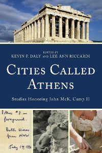 Cover Cities Called Athens