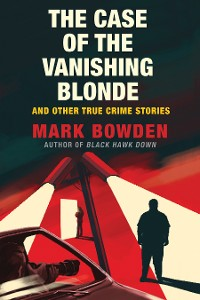 Cover The Case of the Vanishing Blonde