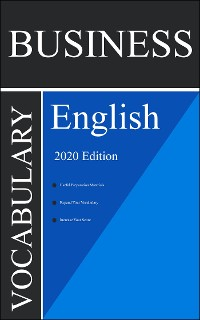 Cover Business English Official Vocabulary 2020 Edition