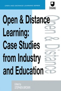 Cover Open and Distance Learning