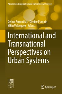 Cover International and Transnational Perspectives on Urban Systems