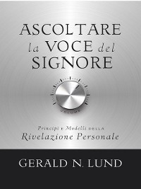 Cover Ascoltare la Voce del Signore (Hearing the Voice of the Lord)