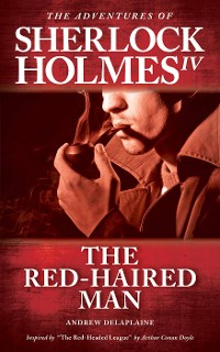 "Cover The Red-Haired Man - Inspired by ""The Red-Headed League"" by Arthur Conan Doyle"