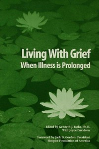 Cover Living With Grief