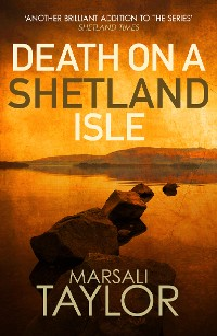 Cover Death on a Shetland Isle