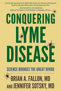 Cover Conquering Lyme Disease