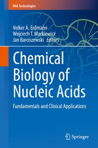 Cover Chemical Biology of Nucleic Acids