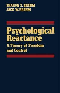Cover Psychological Reactance