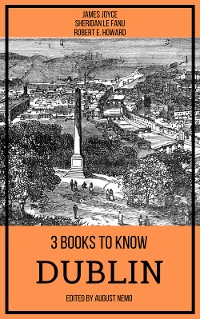 Cover 3 books to know Dublin