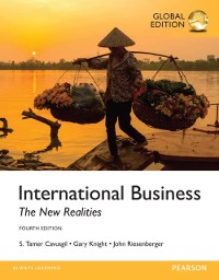 Cover International Business: The New Realities, Global Edition