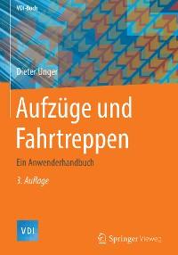 Cover Aufzüge und Fahrtreppen