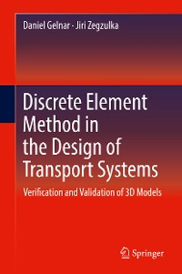 Cover Discrete Element Method in the Design of Transport Systems