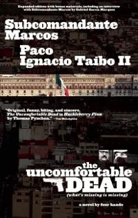 Cover The Uncomfortable Dead