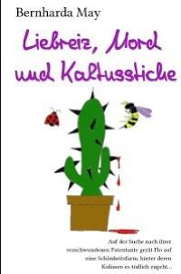 Cover Liebreiz, Mord und Kaktusstiche