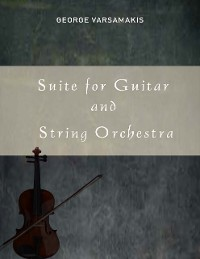 Cover Suite for Guitar and String Orchestra