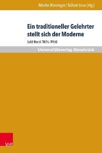 Cover Ein traditioneller Gelehrter stellt sich der Moderne