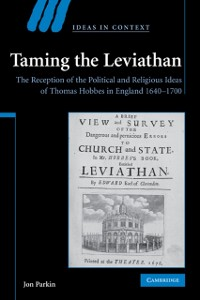 Cover Taming the Leviathan