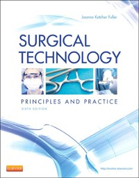 Cover Surgical Technology - E-Book