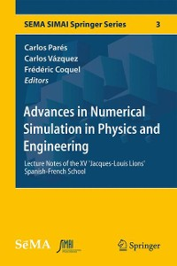 Cover Advances in Numerical Simulation in Physics and Engineering