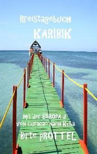 Cover Reisetagebuch durch die Karibik