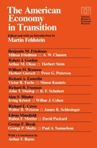 Cover American Economy in Transition
