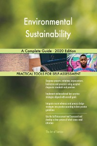 Cover Environmental Sustainability A Complete Guide - 2020 Edition