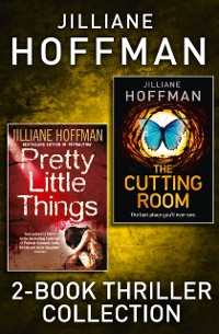 Cover Pretty Little Things, The Cutting Room: 2-Book Thriller Collection