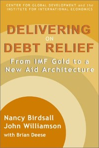 Cover Delivering on Debt Relief