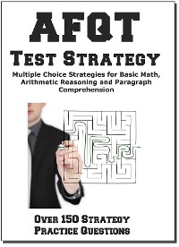 Cover AFQT Test Strategy