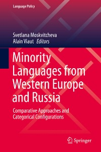 Cover Minority Languages from Western Europe and Russia