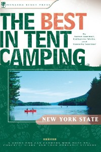 Cover The Best in Tent Camping: New York State