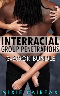 Cover Interracial Group Penetrations: 3-Book Bundle