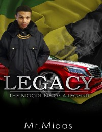 Cover Legacy: The Bloodline of a Legend