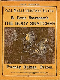 Cover The Body-Snatcher