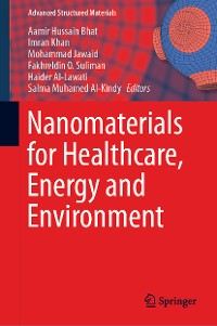 Cover Nanomaterials for Healthcare, Energy and Environment