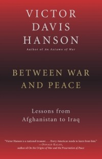 Cover Between War and Peace