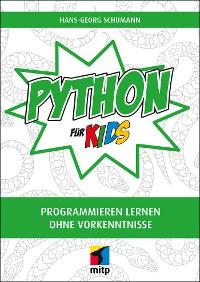 Cover Python für Kids